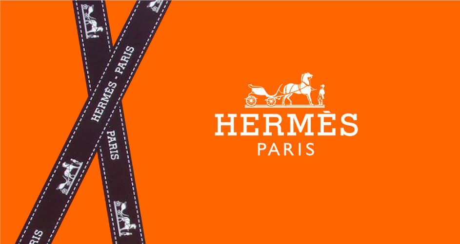 Portraits de collaborateurs avec... Hermès